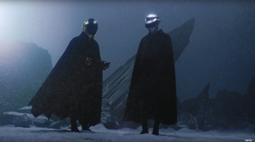 The Weeknd's 'I Feel It Coming' Video With Daft Punk