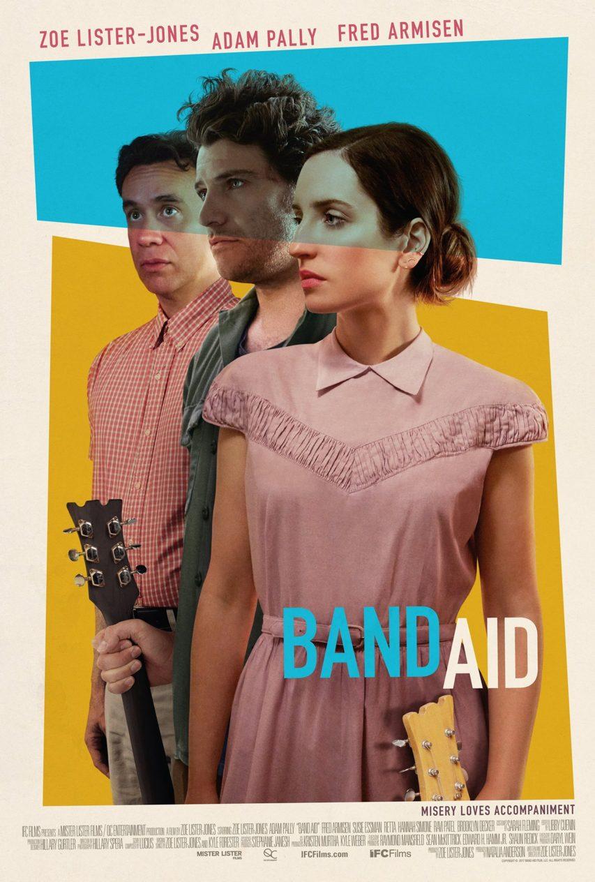 BAND AID // LA Premiere at Theatre at Ace Hotel